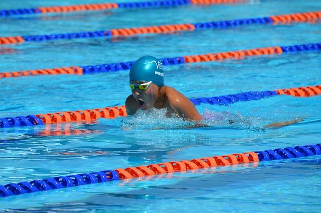 Swimming, Swimmer, Diabetic, Happy, Activity, Exercise