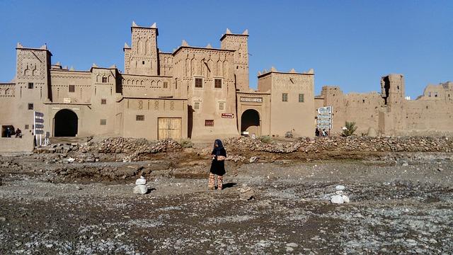 Desert, Exotica, Kasbah Amridil, Morocco, Travel