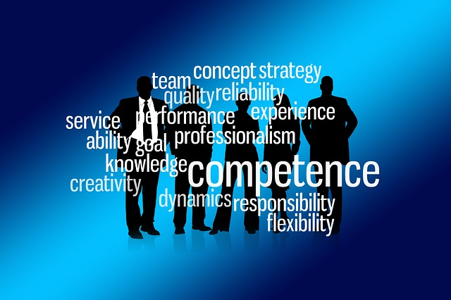 Team, Businessmen, Competence, Experience, Flexibility