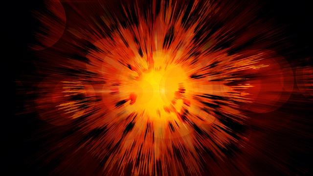Big Bang, Explosion, Pop, Fireball, Fire, Brand