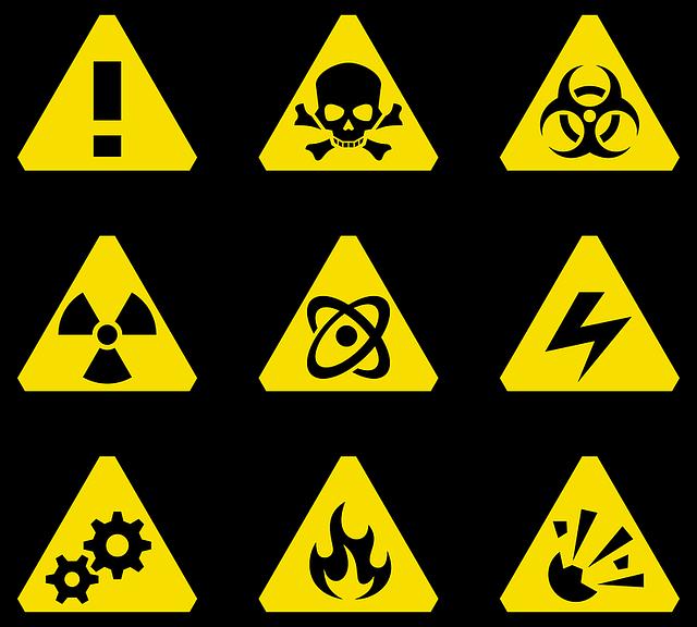 Danger, Explosion, Explosive, Fire, Flammable, Hazard