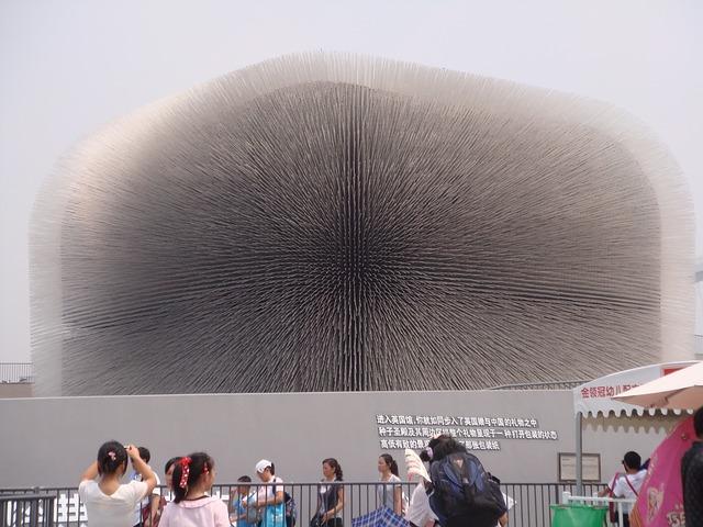 Shanghai, Exposition, Expo, Expo 2010, Building