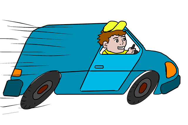 Delivery Truck, Express, Fast, Delivery Service, Truck