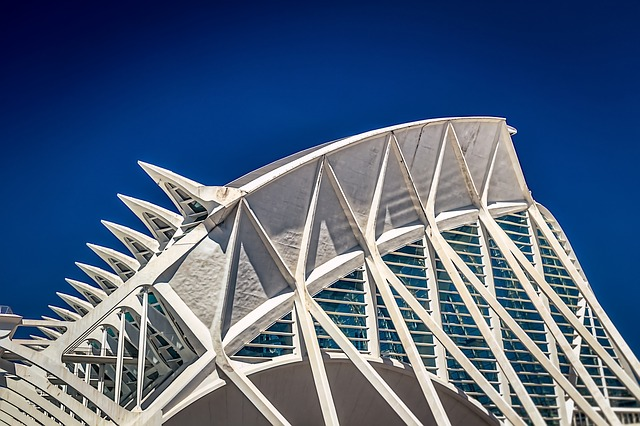 Sky, Architecture, Expression, Modern, Steel