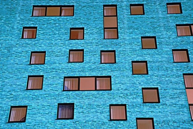 Architecture, Building, Windows, Exterior, Facade, City