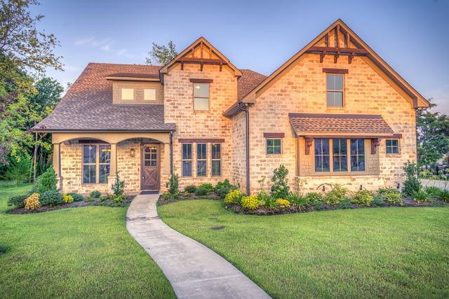 Home, House, Exterior, Luxury