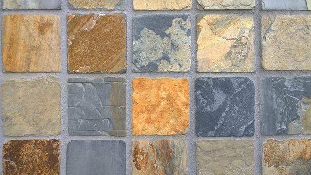 Wall, Organization, Tile, Exterior Materials