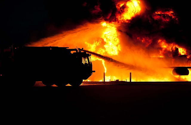 Fire, Fire Fighters, Fire Department, Extinguish