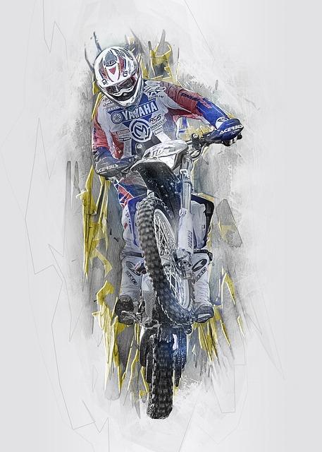 Dirt Bike, Motocross, Motorcycle, Extreme, Sport