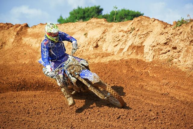 Motocross, Extreme Sport Rider, Rider, Motorbike