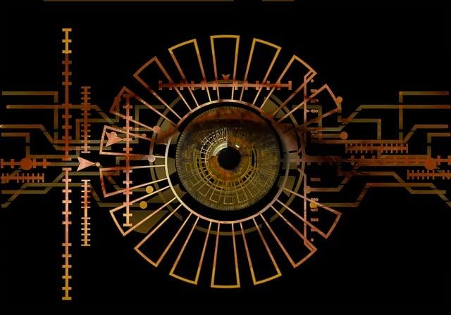 Eye, Iris, Biometrics, Iris Recognition, Security