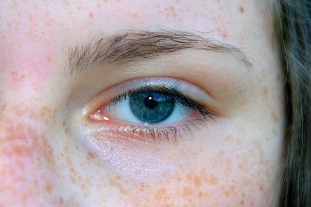 Eye, Blue, Gene