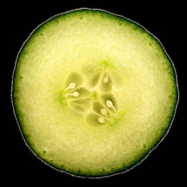 Cucumber, Slice, Hydrate, Skin, Eye, Treatment, Care