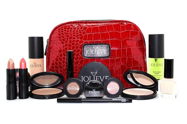 Makeup, Cosmetics, Lipstick, Eyeshadow, Eyelashes