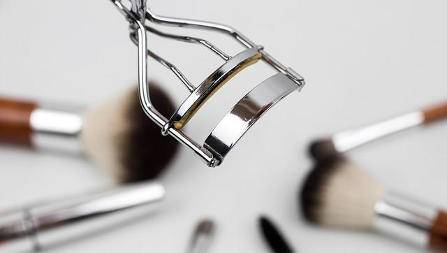 Eyelash Curler, Eyelashes, Schmink Utensils, Makeup