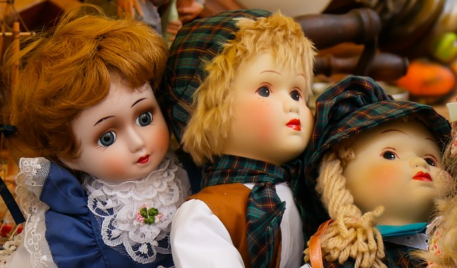 Dolls, Figures, Faces, Eyes, Girl, Toys, Children Toys