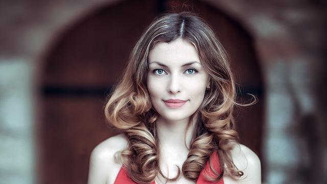 Portrait, Woman, Girl, Female, Lure, Eyes, Face, Hair