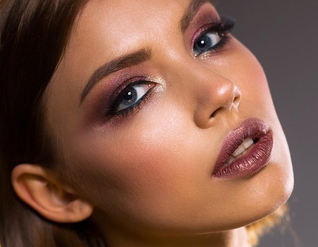 Woman, Portrait, Face, Skin, Make-up, Fashion, Eyes