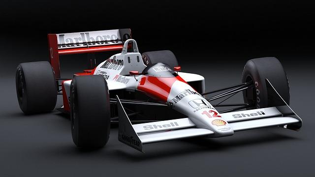 F1, Formula One, Ayrton Senna, Mclaren Mp4 24