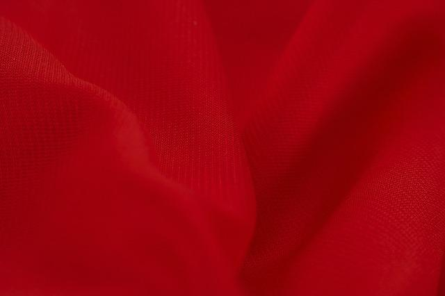 Red, Satin, Silk, Textile, Smooth, Fabric, Fashion