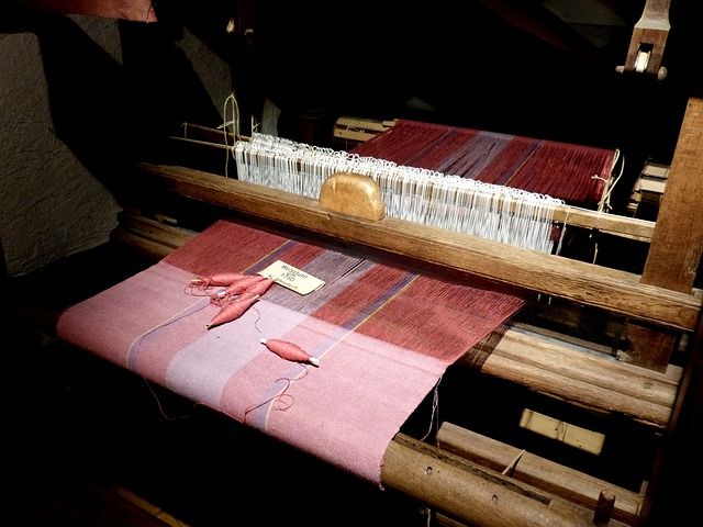 Web Framework, Weave, Work, Fabric, Clothing