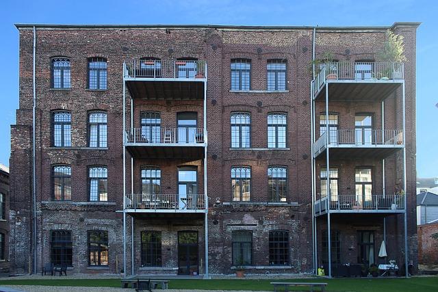 Home, Architecture, Werrens Hansen, Aachen, Facade