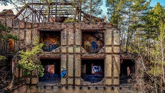 Old, Building, Home, Stone, Window, Brick, Facade