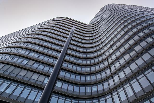 Architecture, Building, Vienna, City, Facade, Glass