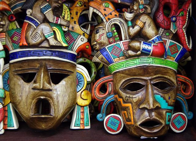 Mexico, Mask, Art, Decoration, Culture, Face
