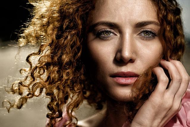 Portrait, Girl, Woman, Face, Female, Model, Fashion