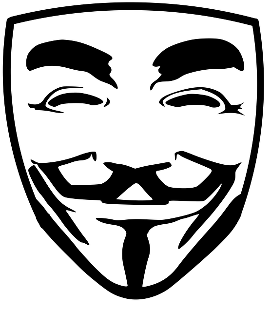 Anonymous, Face, Hacking, Mask, Protest, Revolt