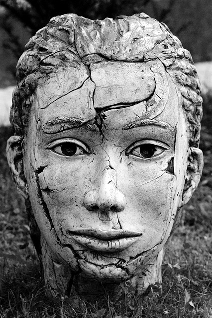 Mouth, Eyes, Nose, Face, Head, Statue