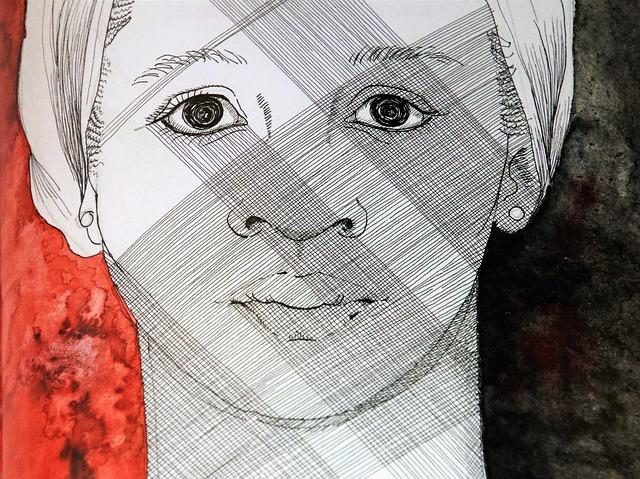 Face, Painting, Imagination, Portrait, Woman