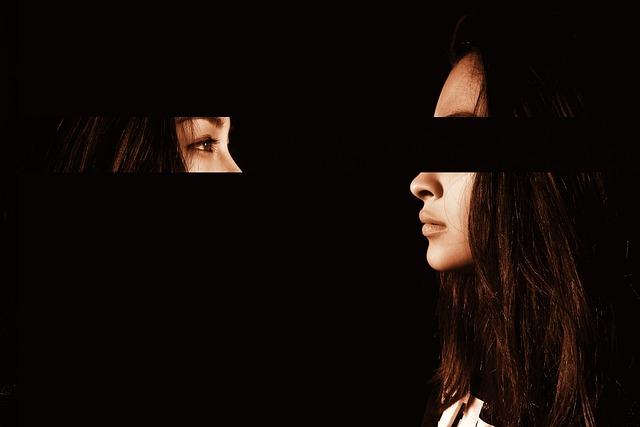 Woman, Face, Insight, Compared To, Itself, Self-esteem