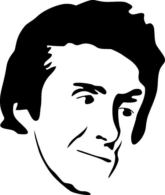 Johann Heinrich Pestalozzi, Man, Portrait, Face