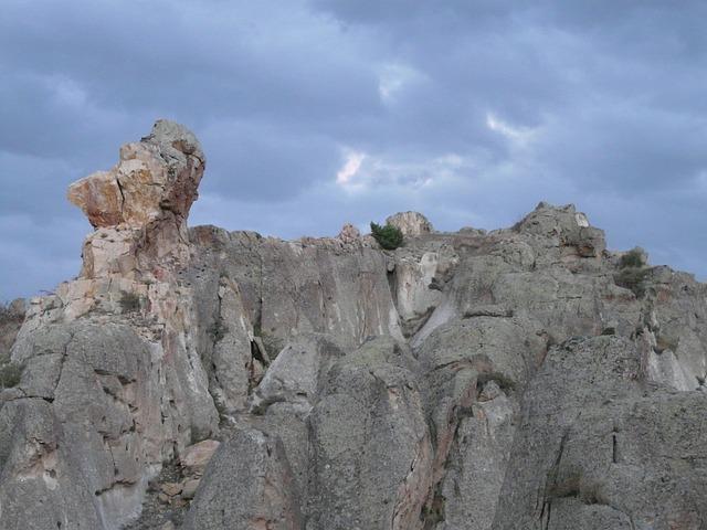 Rock, Cliff, Limestone, Landscape, Nature, Face