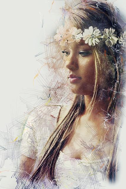 Girl, Pretty, Beautiful, Young, Female, Portrait, Face
