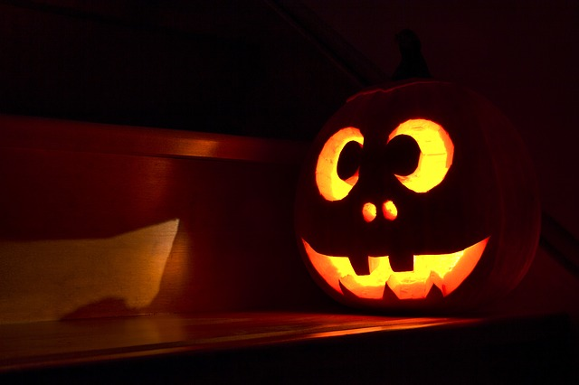 Halloween, Pumpkin, Face, Creepy, Spooky, Scary