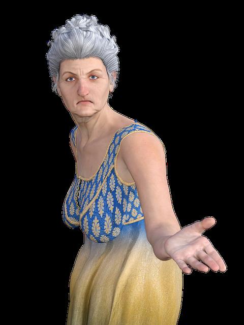 Woman, Old, Grandma, Old Woman, Face, Human, Seniorin