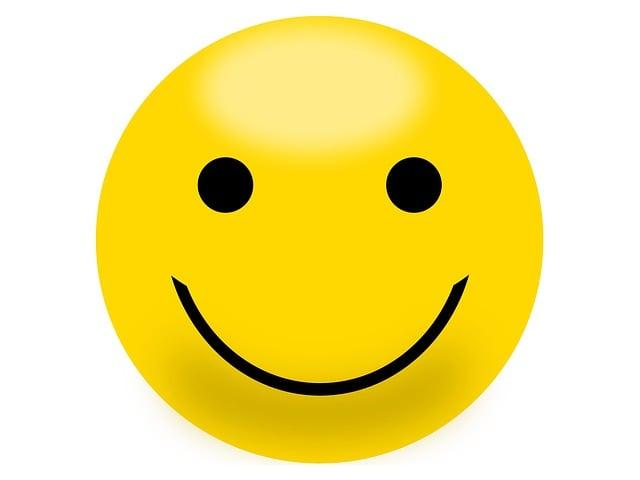 Smiley, Yellow, Happy, Smile, Emoticon, Smilies, Face