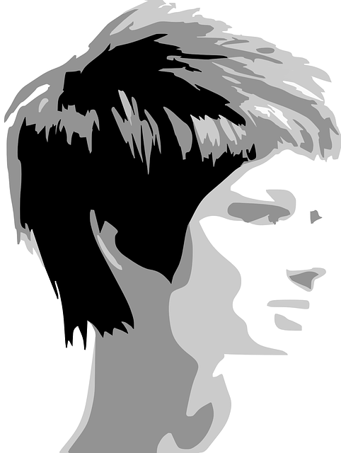 Woman, Woman's Face, Short Hair, Face, Female, Young