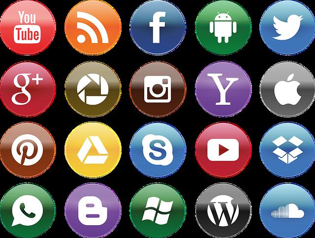 Social Media, You Tube, Facebook, Communicate, Youtube