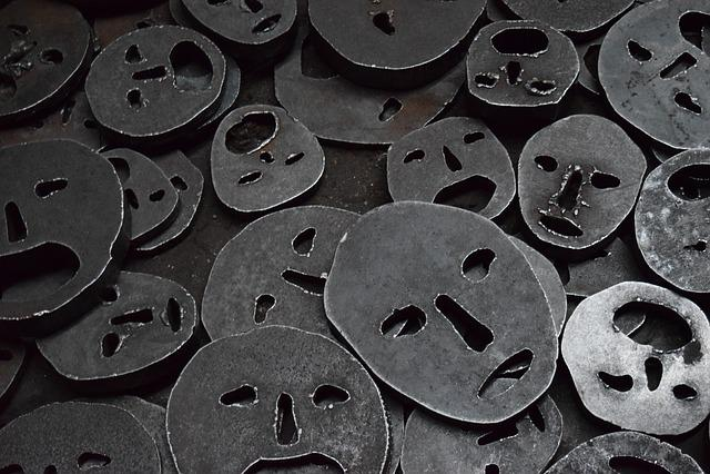 Faces, Jewish Museum Berlin, Holocaust Monument