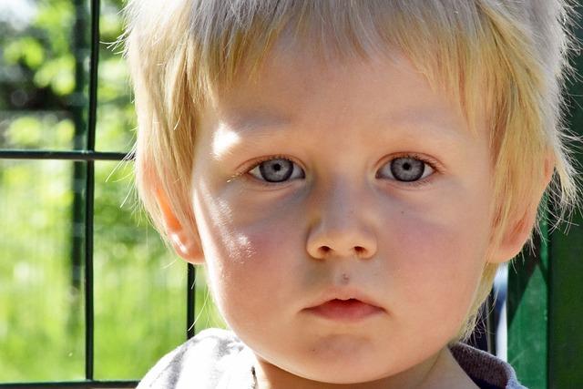 Child, Little, Cute, Beautiful, Girl, Facial, Portrait