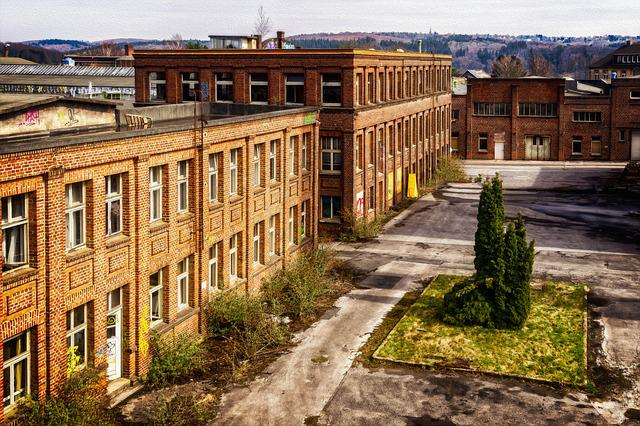Factory, Lost Places, Abandoned Places