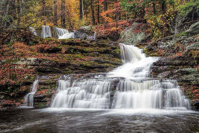 Factory Falls, George W, Childs Recreation Site