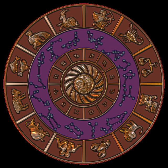 Zodiak, Zodiac Sign, Metallizer, Art, Glass, Factory