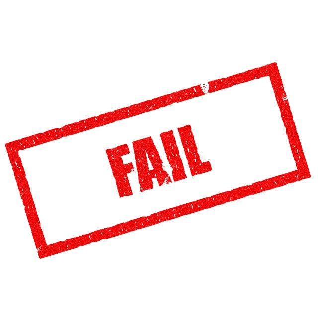 Fail, Lose, Failing, Failure, Business, Crisis, Losing