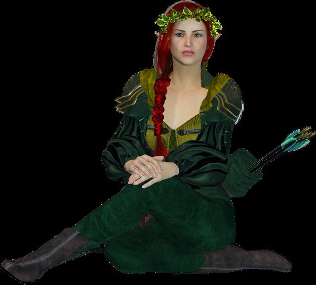 Fairy, Elf, Pixie, Sprite, Fantasy, Magic, Girl