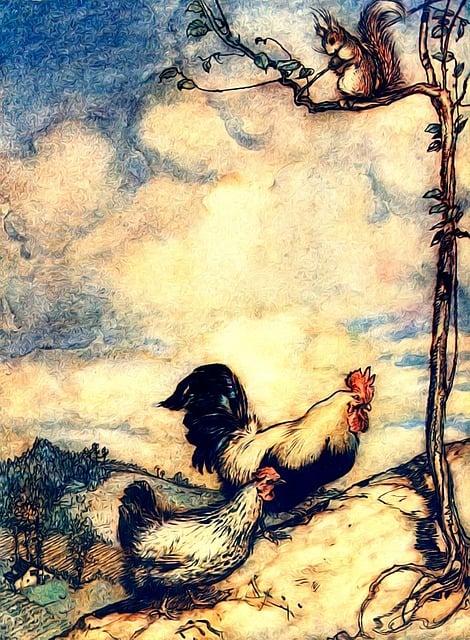 Fairytale, Fairy Tale, Enchanted, Fantasy